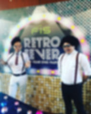 Wedding Emcee, Singapore Wedding Emcee, Twins Gong Wrong, Wedding Emcee Singapor, Professional Host