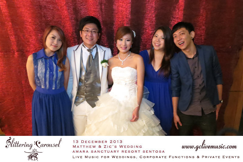 Wedding of Matthew & Zic