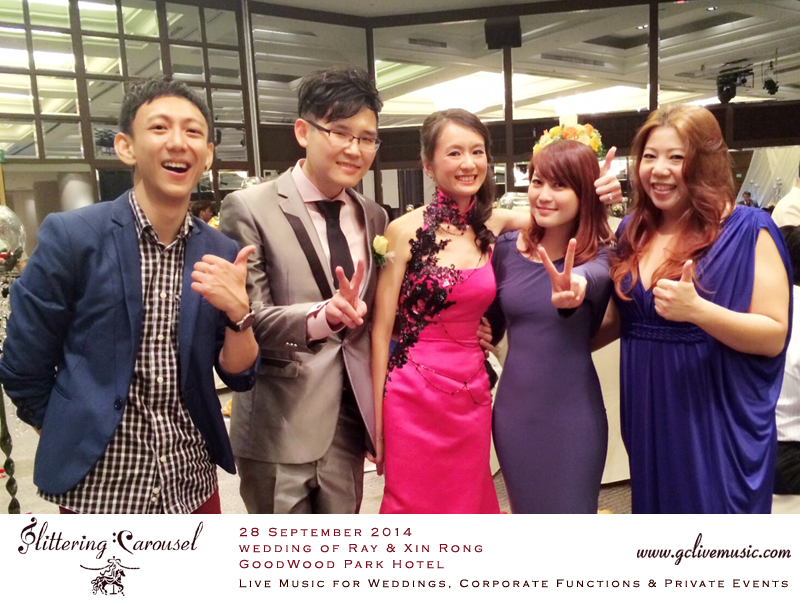 Wedding of Ray & Xin Rong