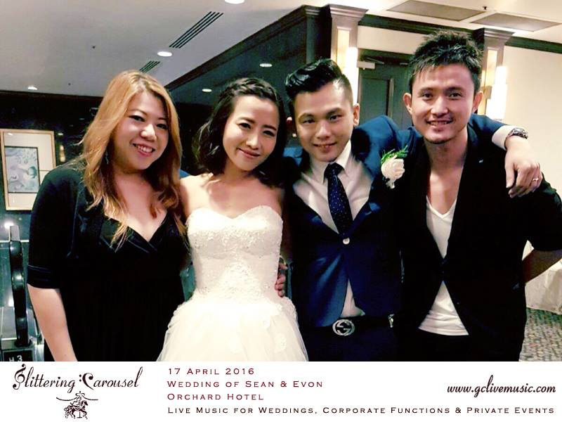 Wedding of Sean & Evon