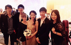 Wedding of Spencer and Cassandra