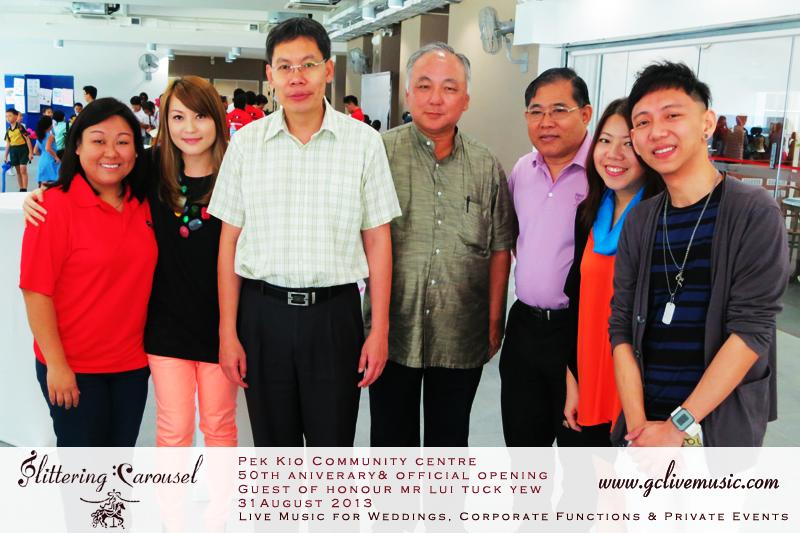 Pek Kio CC 50th Anniversary
