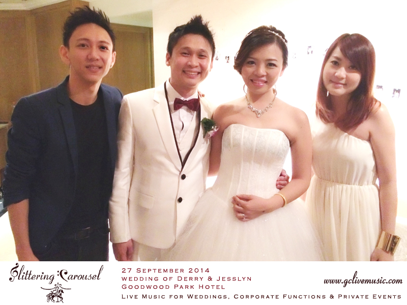 Wedding of Kong Ming & Jesslyn