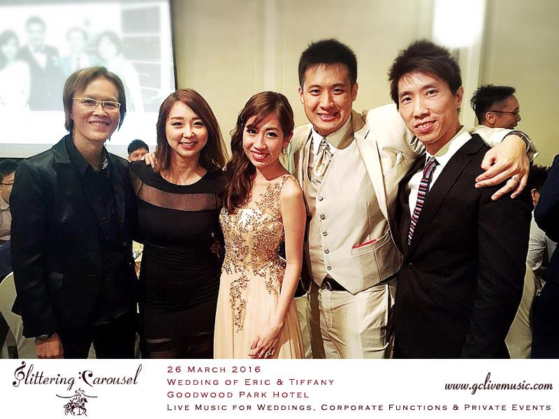 Wedding of Eric & Tiffany