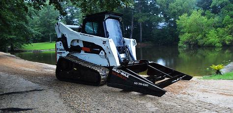 Grader, Road Grader, Motor Grader, Spreader Grader, Gravel, Dirt, Clay, Tractor, Skid Steer
