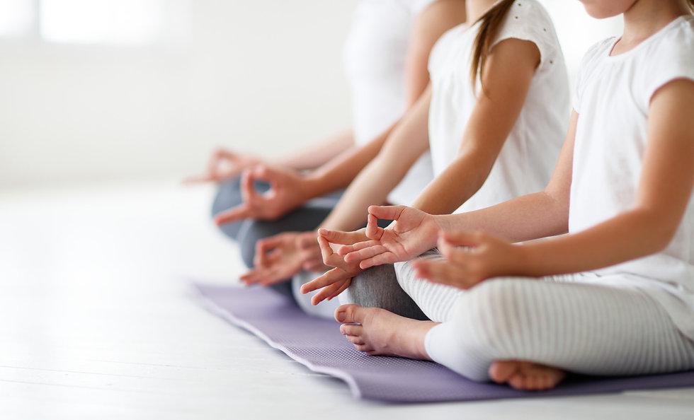 Kids Yoga Wellness