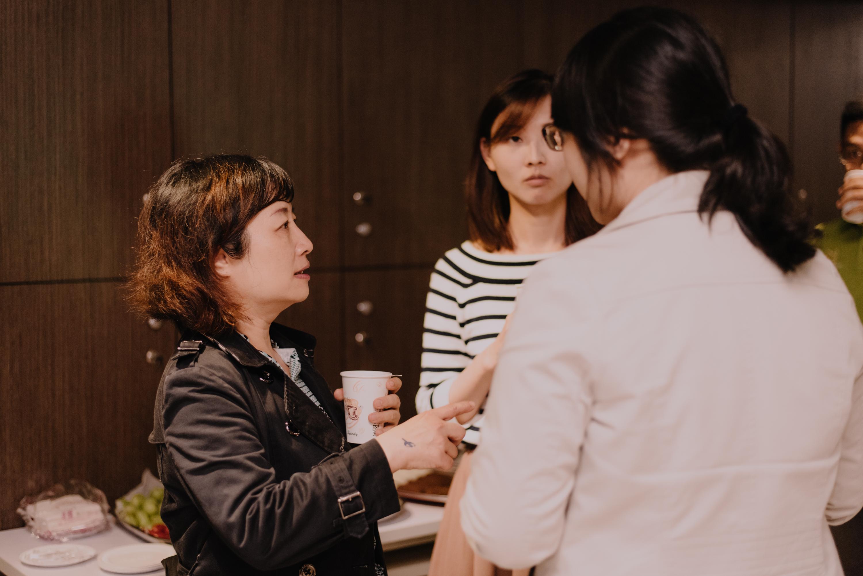 功能醫學教育中心開幕茶會073