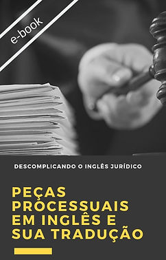 Inglês Jurídico - Ebook Descompliando
