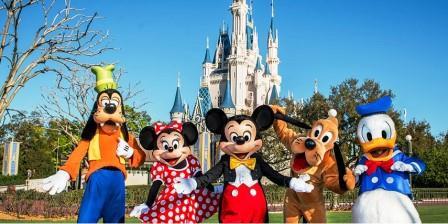 Novas regra para entrar na Disney