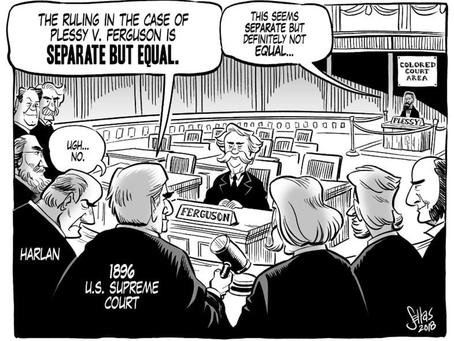 U.S. Supreme Court Case: Plessy v. Fergusson