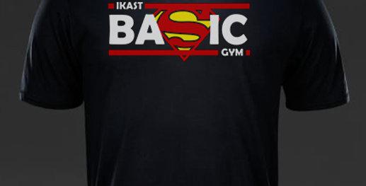 Kopi af T-Shirt med logo