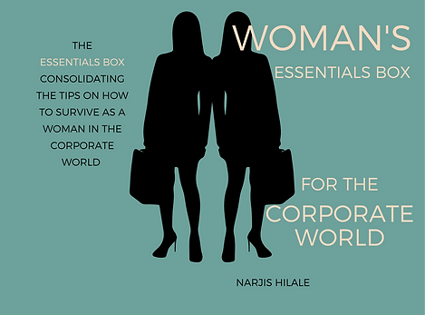 Woman Essentials Box for the Corporate World