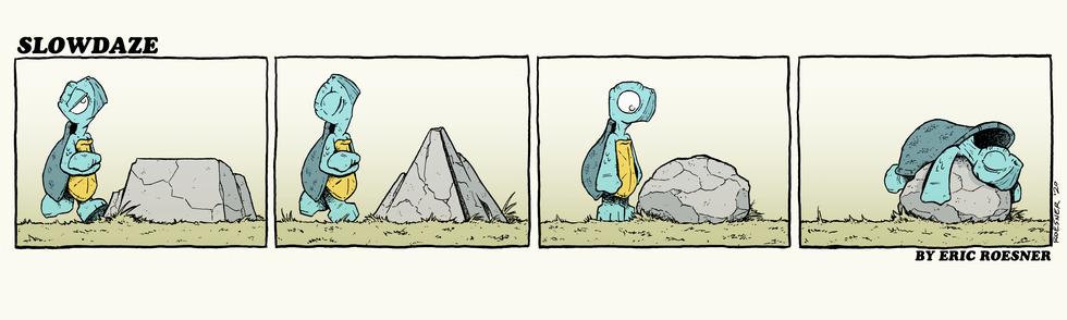 Resting Rock