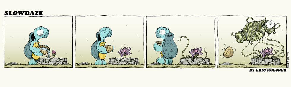 The Watering