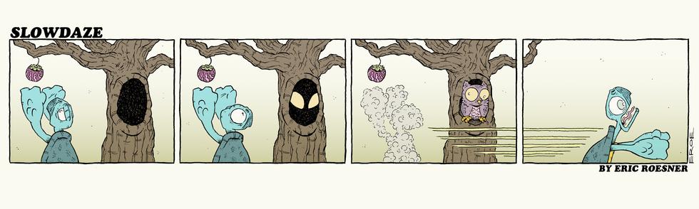 Fruit Fright
