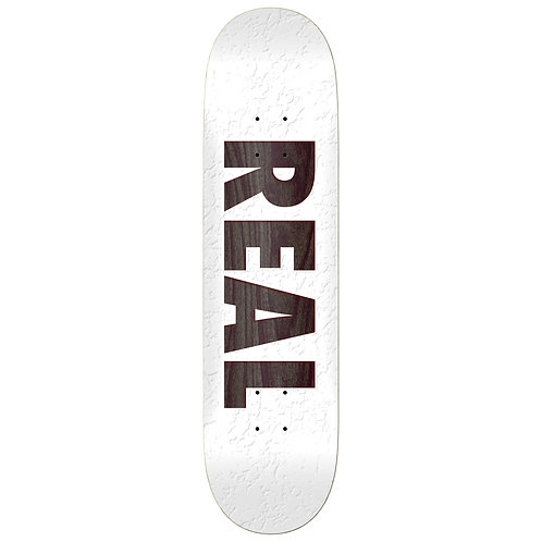 BOLD SERIES WHITE - 8.5  - REAL
