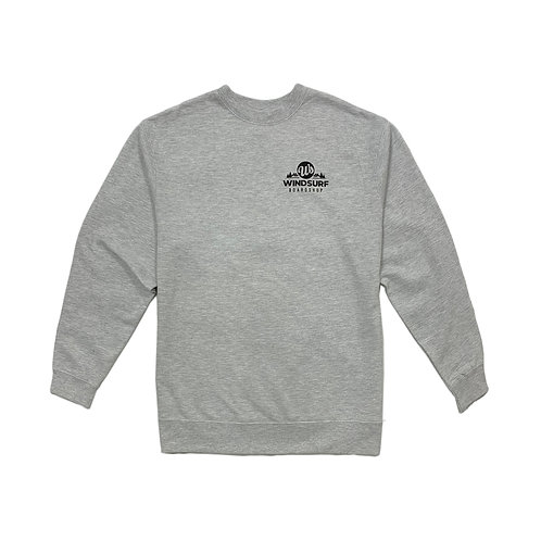 Grizzly Crewneck - Windsurf