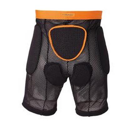 Head - Crash Pant - Orange