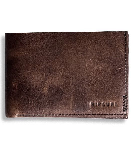 Handcrafted Slim Wallet - Rip Curl