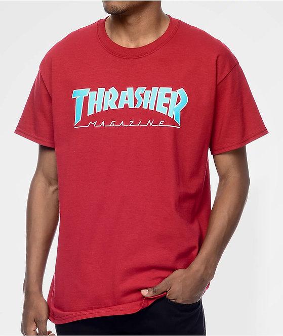 Thrasher Magazine Outlined - Thrasher