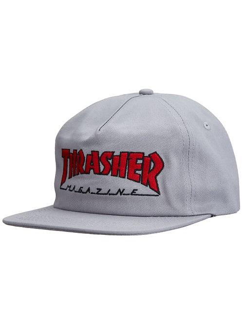 Outlined Snapback - Thrasher