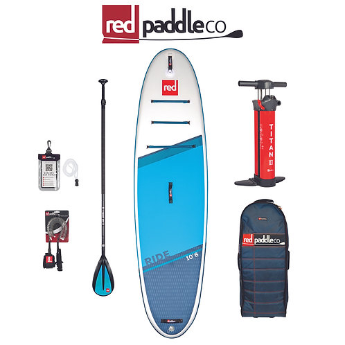Ride MSL 10'6 - Red Paddle Co