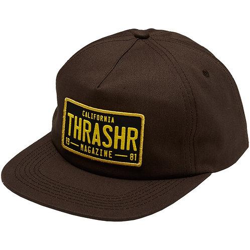 DMV Snapback - Thrasher