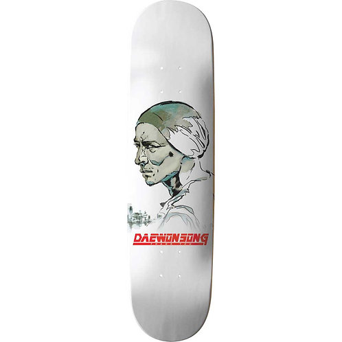 DECK DAEWON SOLID 8.25 - THANK YOU