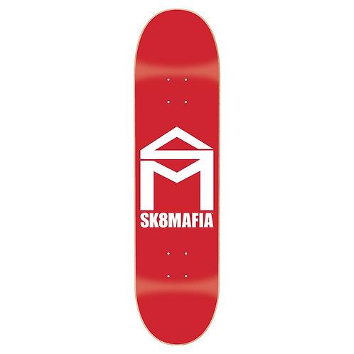 HOUSE LOGO - 8 - SK8MAFIA