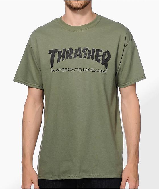 Skate Mag -Thrasher