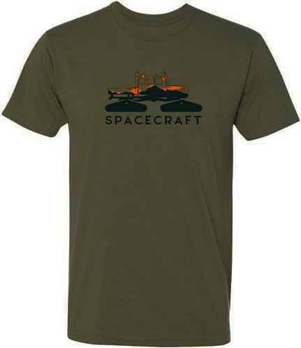 Double Shot Tee - Spacecraft