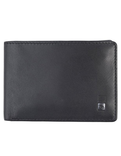 Sequence Leather RFid Slim Wallet - Rip Curl