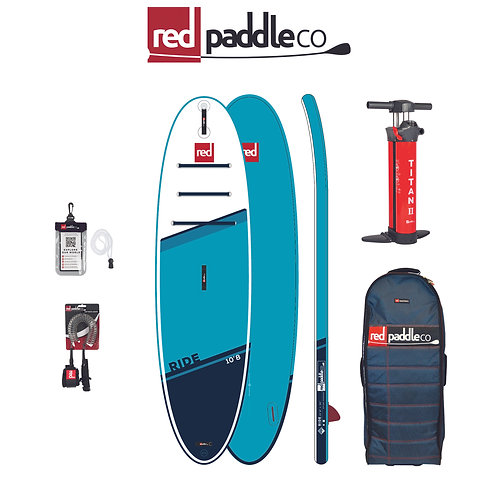 Ride MSL 10'8 - Red Paddle Co