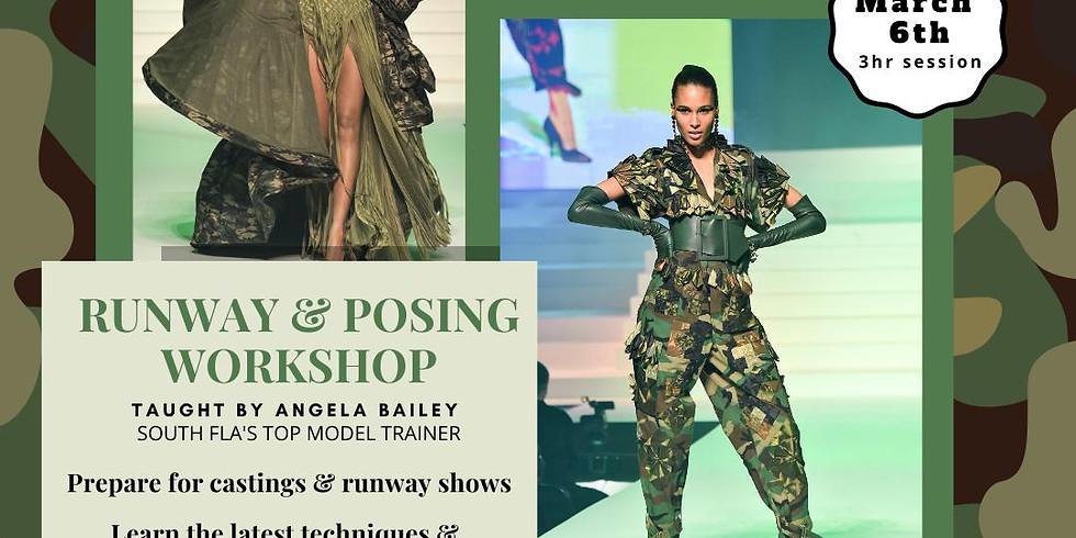 Runway & Posing Workshop