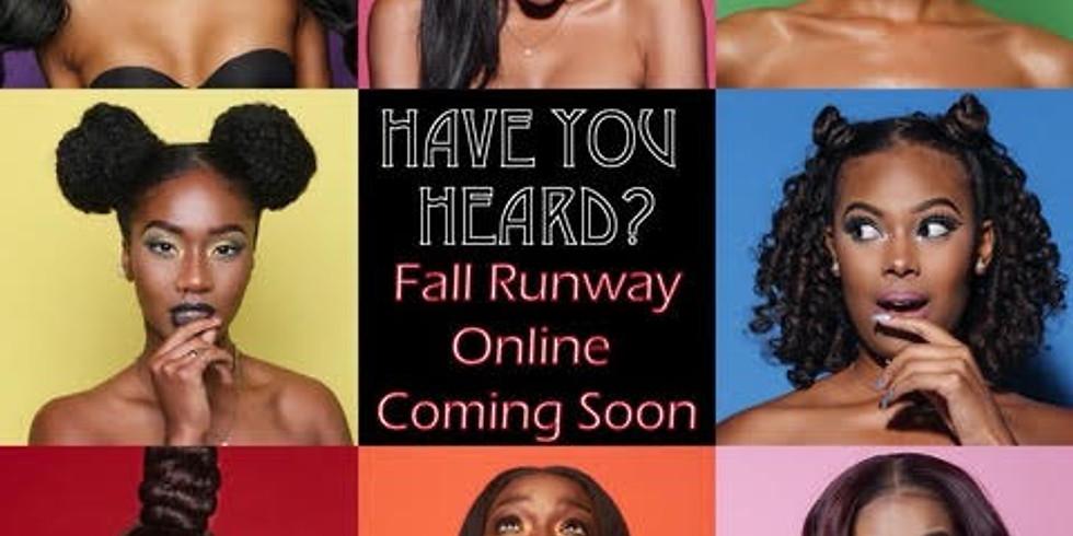 WTWP's Fall Runway 101 Online