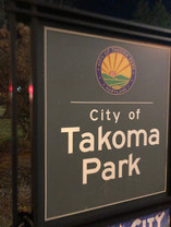 Takoma Park Sign