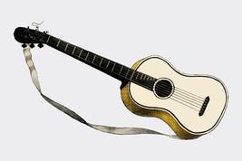 Guitar engraving