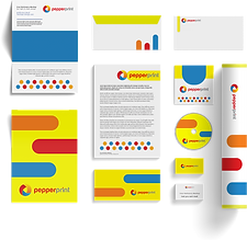 MagnetsWith Compliments SlipsLetterheadsEnvelopesPresentation FoldersBundle packs