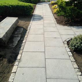 3 Patios & Walkways