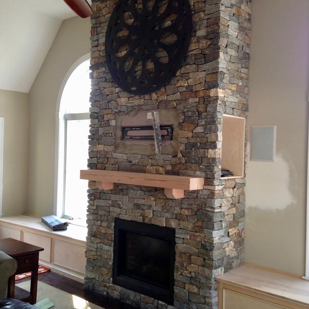 16 Fireplace