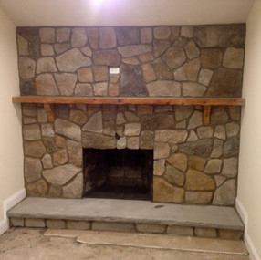 34 Fireplaces