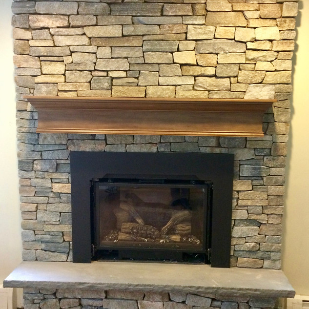 37 Fireplaces