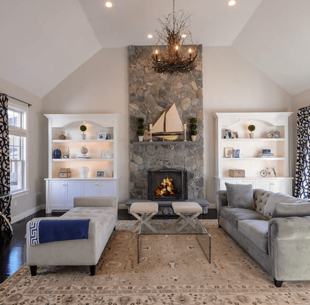 39 Fireplaces