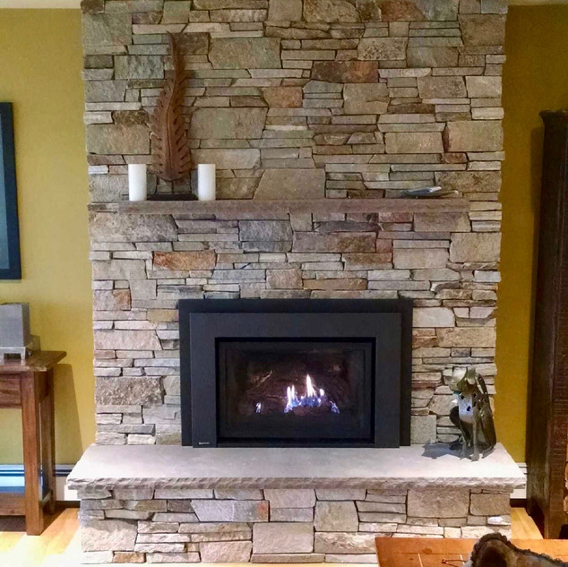 44 Fireplaces
