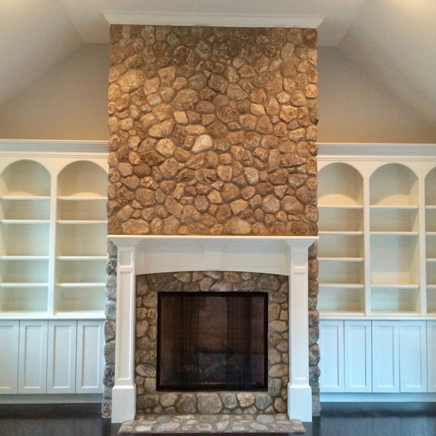 43 Fireplaces
