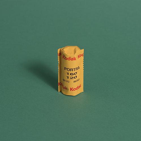 Kodak Portra 160 - 120