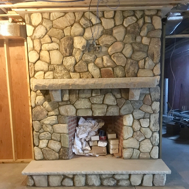 46 Fireplaces