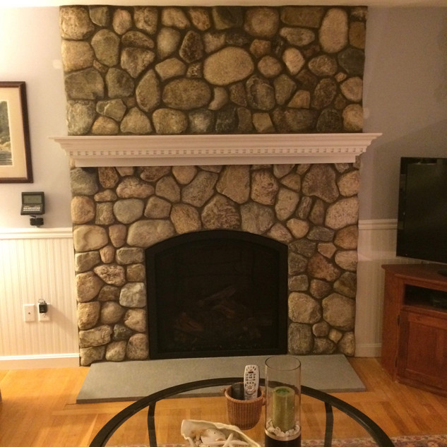 48 Fireplaces