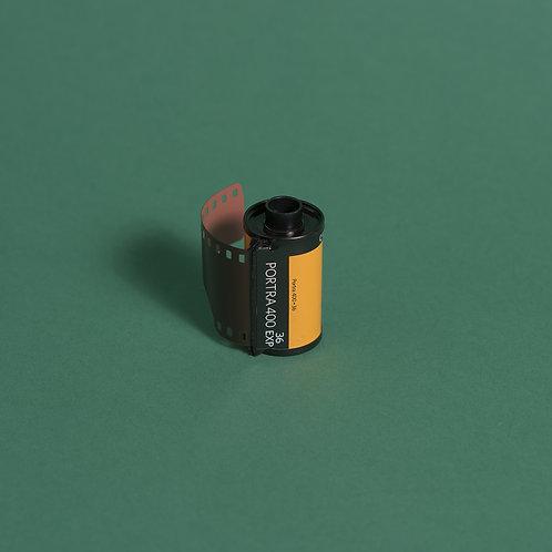 Kodak Portra 400 - 35mm (36exp)