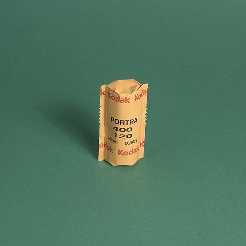 Kodak Portra 400 - 120